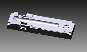 CAD of tooling